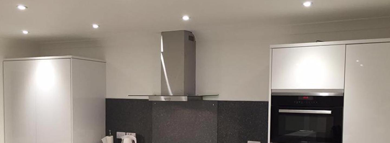 Domestic Spot Light Installation